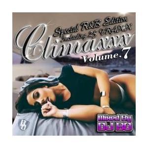 洋楽・R&B・スロージャム・ラブソング【MixCD】Climaxxx Vol.7 / DJ Bo[M便 1/12]|mixcd24
