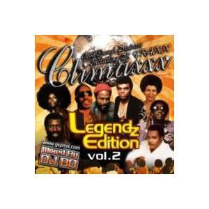 【MixCD】【洋楽】Climaxxx Legendz Edition Vol.2 / DJ Bo[M便 1/12] mixcd24