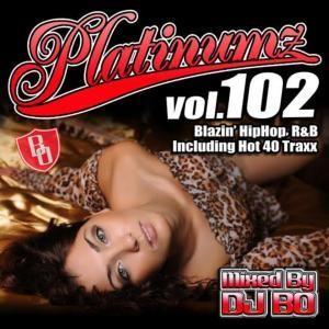 最新曲【洋楽 MixCD】Platinumz Vol.102 / DJ Bo[M便 1/12]|mixcd24