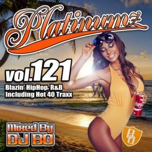 【洋楽CD・MixCD】Platinumz Vol.121 / DJ Bo[M便 1/12]|mixcd24