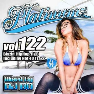 【洋楽CD・MixCD】Platinumz Vol.122 / DJ Bo[M便 1/12]|mixcd24