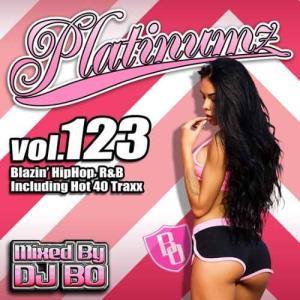 【洋楽CD・MixCD】Platinumz Vol.123 / DJ Bo[M便 1/12]|mixcd24