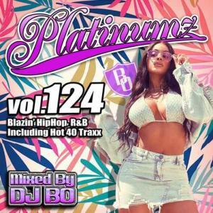 【洋楽CD・MixCD】Platinumz Vol.124 / DJ Bo[M便 1/12]|mixcd24