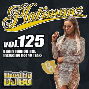 【洋楽CD・MixCD】Platinumz Vol.125 / DJ Bo[M便 1/12]|mixcd24