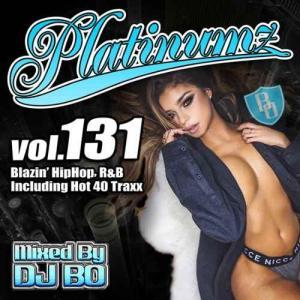 【洋楽CD・MixCD】Platinumz Vol.131 / DJ Bo[M便 1/12]|mixcd24