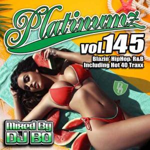 2020 8月 新譜 R&B ヒップホップ 人気シリーズ チャーリープース ジョンレジェンド など収録 洋楽CD MixCD Platinumz Vol.145 / DJ Bo[M便 1/12]|mixcd24