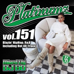新譜 2021 2月発売 R&B ヒップホップ 洋楽CD MixCD Platinumz Vol.151 / DJ Bo[M便 1/12] mixcd24