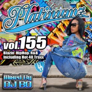 新譜 R&B ヒップホップ 2021 6月 発売 CJ スヌープドッグ 洋楽CD MixCD Platinumz Vol.155 / DJ Bo[M便 1/12]|mixcd24