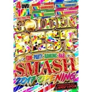 フルPV・EDM【洋楽DVD・MixDVD】Golden B...