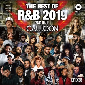 DJ コージュン 2019 R&B ベスト クリスブラウン ビヨンセ【洋楽CD MixCD】Epix 38 -The Best Of R&B 2019- / DJ Caujoon[M便 2/12]|mixcd24