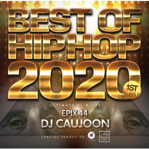 ヒップホップ 2020年 上半期 ベスト 最高峰ミックス DJコージュン メガミックス 洋楽CD MixCD Epix 44 -Best Of Hip Hop 2020 1st Half- / DJ Caujoon[M便 2/12]|mixcd24