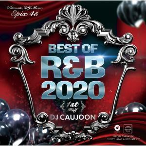 DJコージュン 2020 上半期 ベスト R&B 永久保存版 洋楽CD MixCD Epix 45 -Best Of R&B 2020 1st Half- / DJ Caujoon[M便 2/12] mixcd24