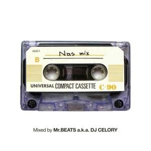 【洋楽CD・洋楽 MixCD】Nas Mix / Mr.Beats aka DJ Celory[M便 2/12]|mixcd24