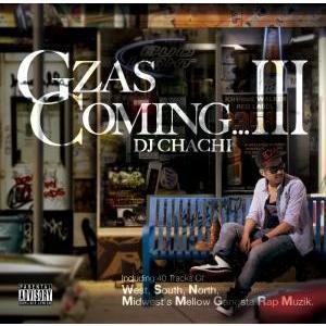 メロウ【洋楽CD・MixCD】Gzas Coming...III / DJ Chachi[M便 2/12] mixcd24