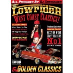 ローライダー ウエッサイ クラシックス 2パック ドクタードレ 洋楽DVD MixDVD Lowrider West Coast Classics! / DJ Chrisrider[M便 6/12]|mixcd24