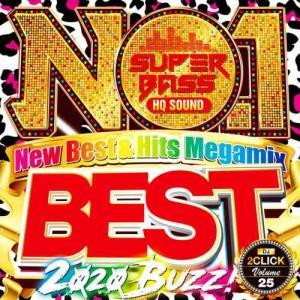 2020 バズ トレンド ダディーヤンキー テイラースウィフト【洋楽CD・MixCD】No.1 Super Bass -2020 Buzz- / DJ 2Click[M便 2/12]