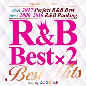 【洋楽CD・MixCD】R&B Best x2 / DJ 2Click[M便 2/12] mixcd24