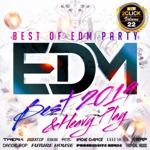 【洋楽CD・MixCD】EDM Best 2019 & Heavy Play / DJ 2Click[M便 2/12]