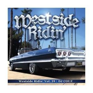 ウエスト・コースト・ヒップホップ・洋楽【MixCD】Westside Ridin' Vol.39 / DJ Couz[M便 2/12]|mixcd24