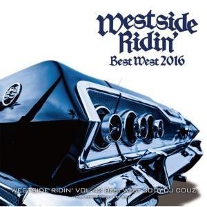 【洋楽・MixCD】Westside Ridin' Vol. 42 -The Best West 2016- / DJ Couz[M便 2/12]|mixcd24