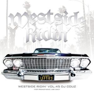 【洋楽CD・MixCD】Westside Ridin' Vol. 45 / DJ Couz[M便 2/12]|mixcd24