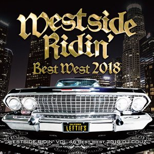 【洋楽CD・MixCD】Westside Ridin' Vol. 46 -Best West 2018- / DJ Couz[M便 2/12] mixcd24