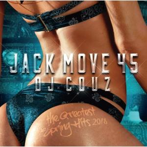 【洋楽CD・MixCD】Jack Move 45 -The Greatest Spring Hits 2018- / DJ Couz[M便 2/12]|mixcd24