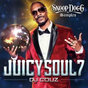 【洋楽CD・MixCD】Juicy Soul Vol.7 -Snoop Dogg Samples- / DJ Couz[M便 2/12]