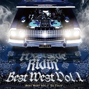 新旧ウエストコースト【洋楽 MixCD・MIX CD】Best West Vol.1 / DJ Couz[M便 2/12] mixcd24