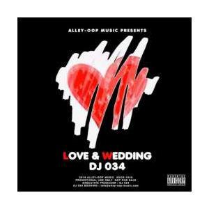 ウエディング・ラブ・R&B・洋楽【MixCD】Love & Wedding / DJ 034[M便 1/12]|mixcd24