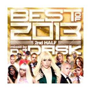 アリアナ・グランデ・レディーガガ・ピットブル・EDM【MixCD】【洋楽】大ヒットベスト!!The Best Of 2013 2nd Half -2CD- / DJ Dask [M便 2/12]|mixcd24