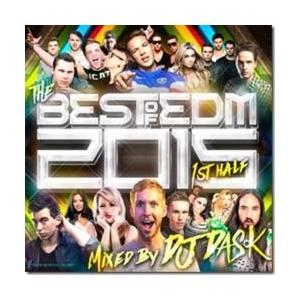 EDM【MixCD】The Best Of EDM 2015 1st Half / DJ Dask[M便 2/12]【MixCD24】 mixcd24
