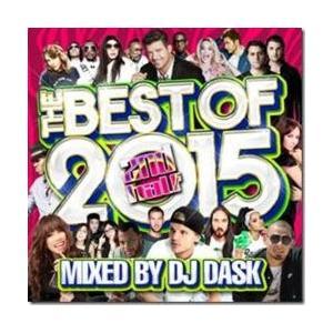 洋楽・EDM・ヒップホップ・R&B【MixCD】The Best Of 2015 2nd Half / DJ Dask[M便 2/12]|mixcd24