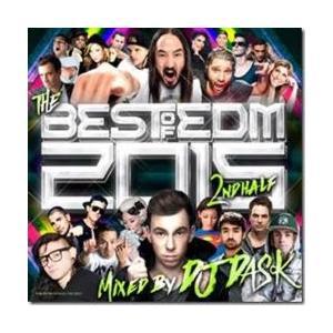 洋楽・ベスト・ハードウェル【MixCD】The Best Of EDM 2015 2nd Half / DJ Dask[M便 2/12] mixcd24