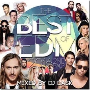 【洋楽 MixCD】The Best Of EDM 2016 2nd Half / DJ Dask[M便 2/12] mixcd24