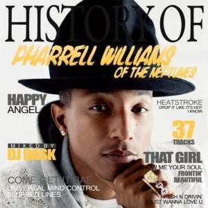 【洋楽CD・MixCD】History Of Pharrell Williams of The Neptunes / DJ Dask[M便 2/12]|mixcd24
