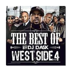 ウェッサイ・名曲【MixCD】The Best Of West Side Vol.4 / DJ Dask[M便 2/12]|mixcd24