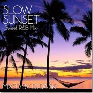 R&B・バラード・スロージャム・メロウ【洋楽 MixCD・MIX CD】Slow Sunset / DJ Dask[M便 2/12]|mixcd24