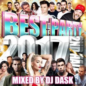 【洋楽CD・MixCD】The Best Of Party 2017 2nd Half / DJ Dask[M便 2/12] mixcd24