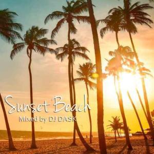 【洋楽CD・MixCD】Sunset Beach / DJ Dask[M便 2/12]|mixcd24