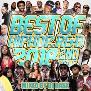 【洋楽CD・MixCD】The Best Of Hip Hop And R&B 2018 2nd Half / DJ Dask[M便 2/12] mixcd24
