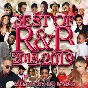 【洋楽CD・MixCD】The Best Of R&B 2018 to 2019 / DJ Dask[M便 2/12] mixcd24