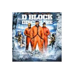 【MixCD】【洋楽】ヒップホップ・ジェイダキスDiscipline / D-Block[M便 1/12]|mixcd24