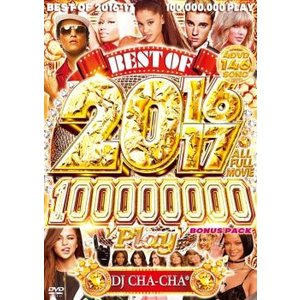 Best Of 2016-2017 100,000,000 Play #Bonus Pack -All Full Movie- / DJ Cha-Cha*[M便 6/12]|mixcd24