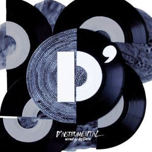 【洋楽CD・MixCD】D'nstrumental / DJ Dan[M便 1/12] mixcd24