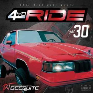 ウエストコースト ヒップホップ ギャングスタラップ シリーズ30作目 洋楽CD MixCD 4Yo Ride Vol.30 / DJ Deequite[M便 2/12]|mixcd24