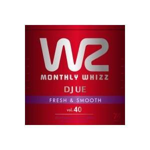 ヒップホップ・R&B【洋楽 MixCD・MIX CD】Whizz #40 / DJ Ue[M便 2/12]|mixcd24