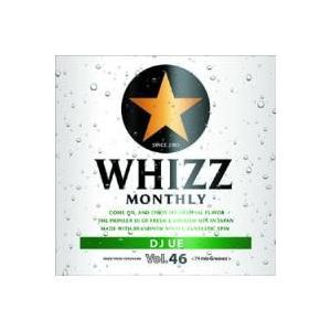 ヒップホップ・R&B【洋楽 MixCD・MIX CD】Whizz #46 / DJ Ue[M便 2/12]|mixcd24