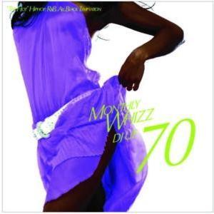 ヒップホップ・R&B【洋楽 MixCD・MIX CD】Whizz #70 / DJ Ue[M便 2/12]|mixcd24