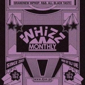ヒップホップ・タイガ【洋楽CD・MixCD】Whizz Vol.162 / DJ Ue[M便 2/12]|mixcd24